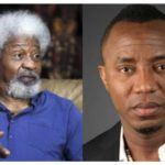 BREAKING !!!: Soyinka Compares DSS With Dog, Says Dogs More Civilised
