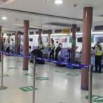 WOW !!!: Photos Reveal The Turnout Of Passengers At Nigeria Airports As Domestic Flights Resume
